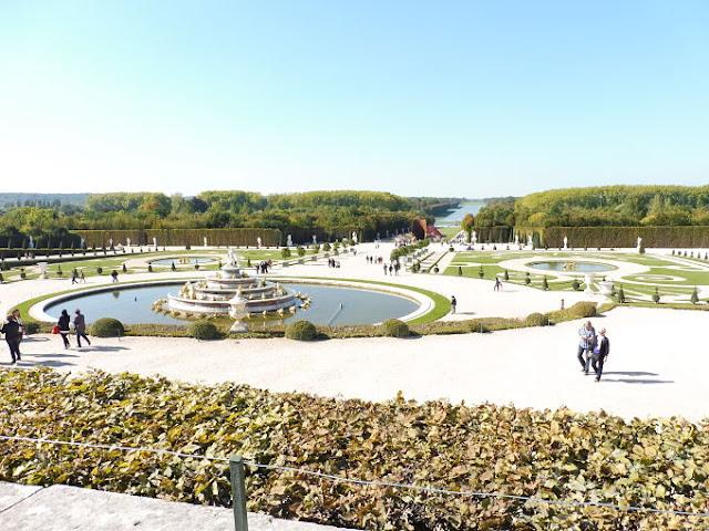 Jardines del Palacio de Versailles