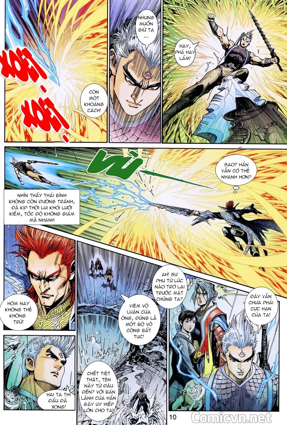 Thần binh huyền kỳ 3 - 3.5 tập 146 - 8