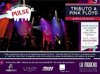 pink floyd,pulse,la moreno, pulse en la moreno
