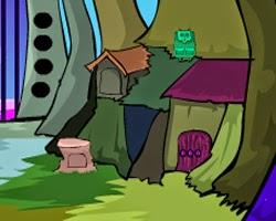 Juegos de Escape Forest Bi Houses Escape
