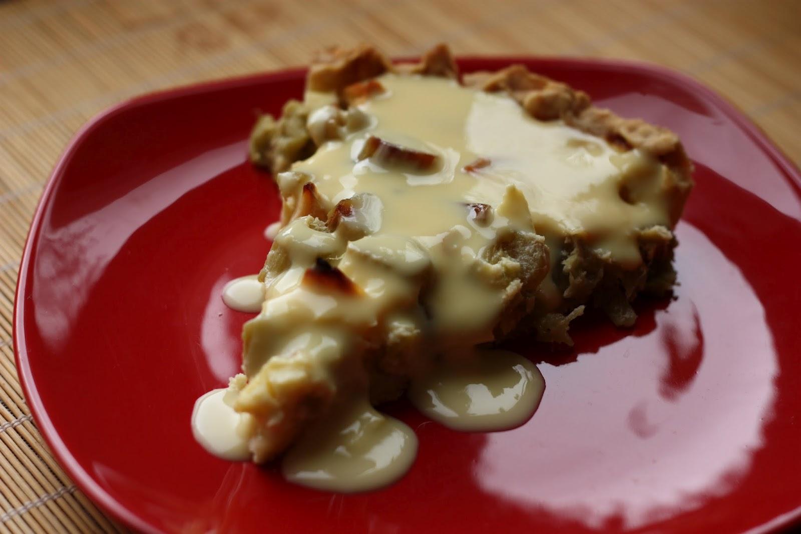 Les petits plats de rose tarte la rhubarbe juste parce que j 39 adore a - Quand ramasser la rhubarbe ...