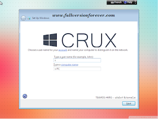 Windows Crux edition 2015 iso file for torrent download