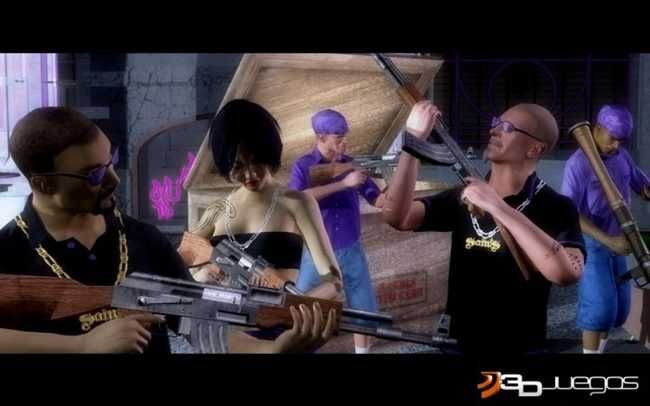 Saints Row 2 [PC Full] Español [ISO] Descargar [Repack] DVD5