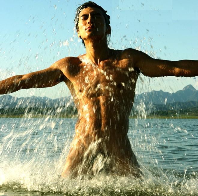 Men Skinny Dipping http://conflictingclarity.blogspot.com/2011/06/skinny-dipping-alone.html