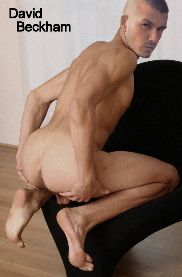 ghana luv handsome nude: David Beckham nude Hot
