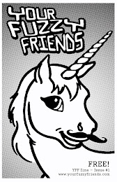 Your Fuzzy Friends Zine Issue #1