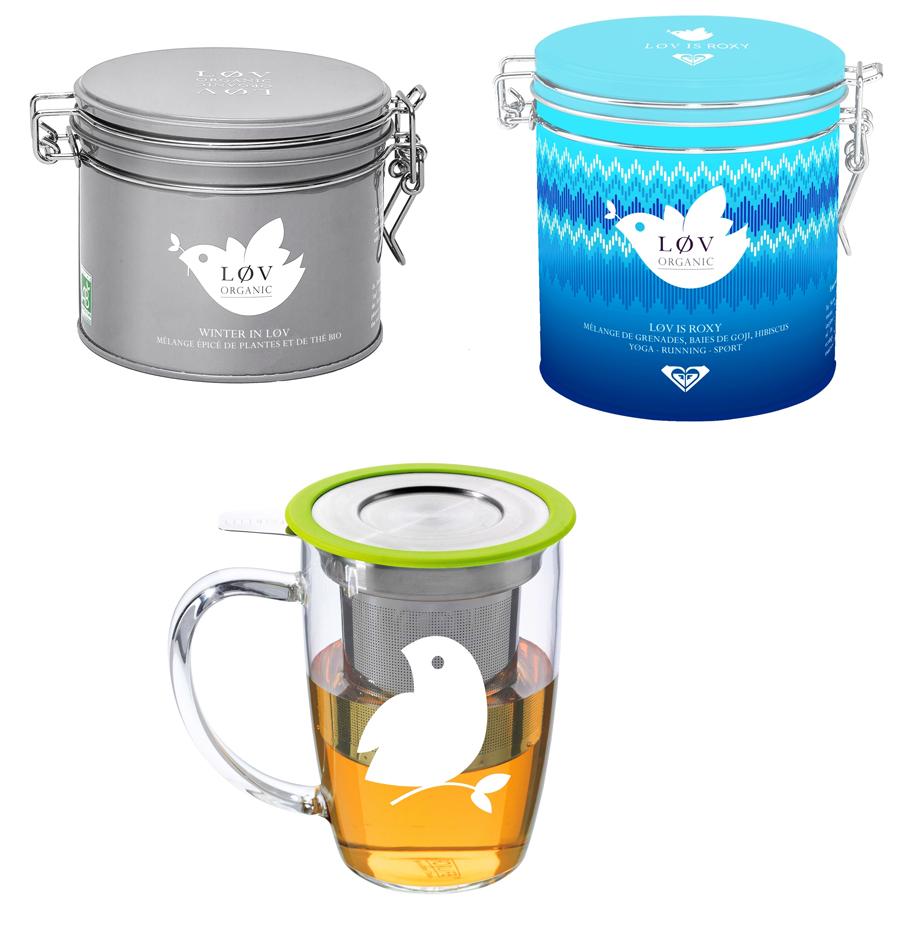 lov tea mug