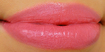 MAC Pink Pearl Pop Lipstick Swatch
