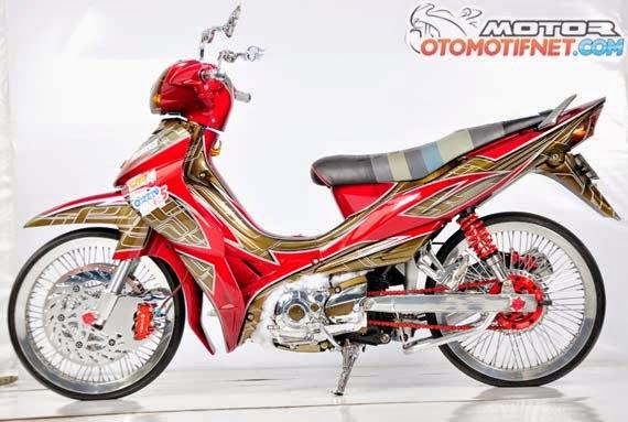 Motor Yamaha Jupiter Mx 2014 Terbaru