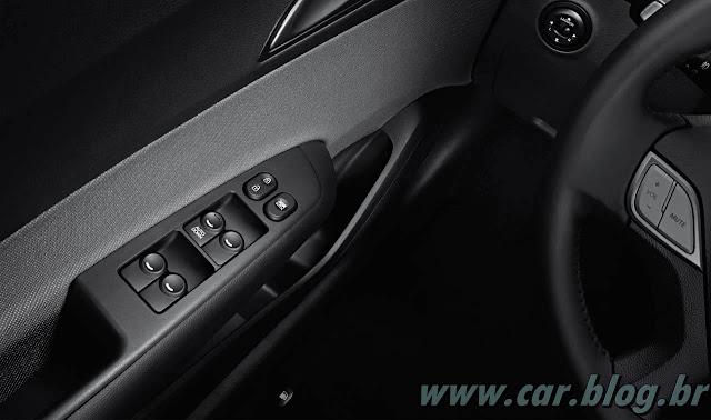 Hyundai HB 20 - painel de porta