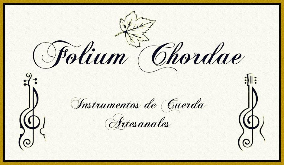 Folium Chordae