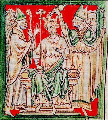 Ricardo Coração de Leão foi convertido  pela pregação de Foulques de Neuilly.