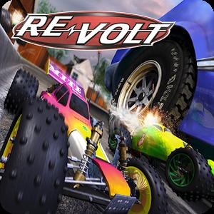 RE-VOLT Classic(Premium) - 3D Full APK+DATA Unlocked