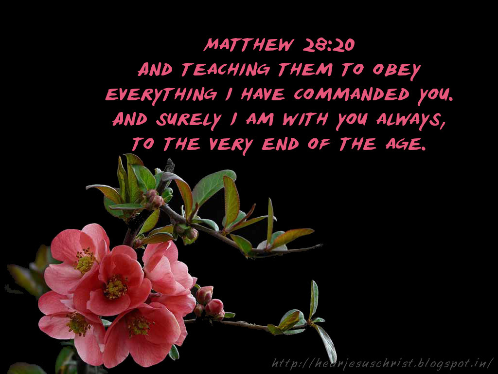 Christian Wallpapers Bible Verse Wallpaper