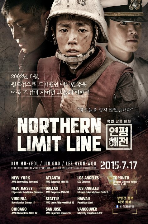 Cuộc Chiến Ở Yeonpyeon - Northern Limit Line