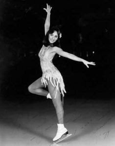 Sexiest Women Athlete Of All Time Peggy Fleming