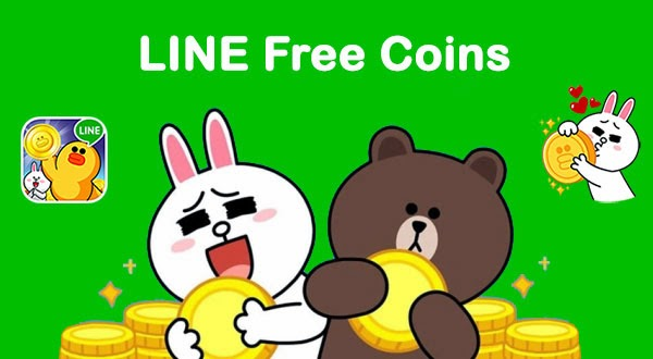 How to get free coins in line application guu blogger most developers and publishers to utilize the features free coins to promote their applications and if you install the application via line and you will get ccuart Images