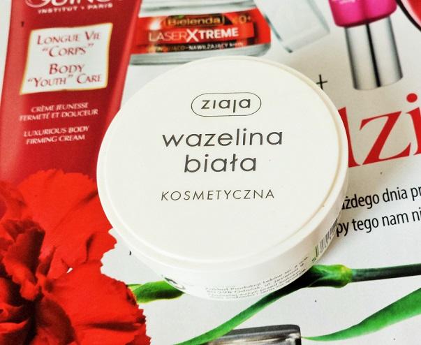 wazelina i perfumy