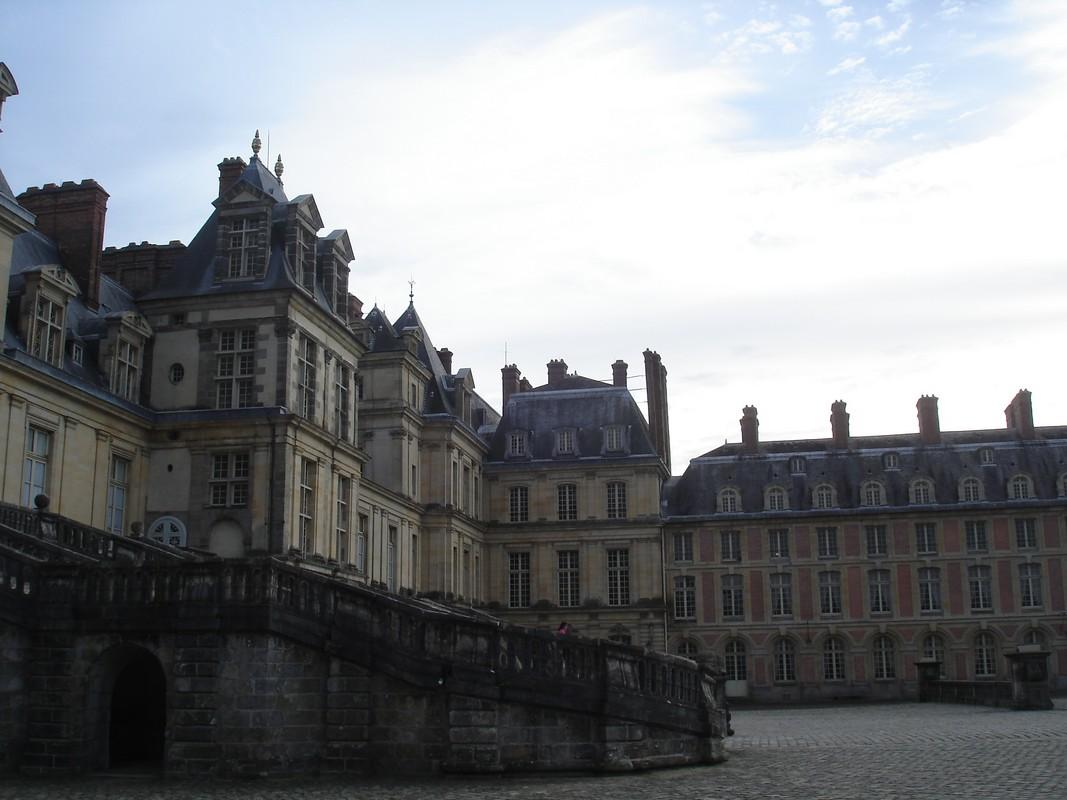 I viaggi di raffaella fontainebleau vera dimora dei re - Ristrutturo casa ...