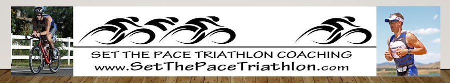 SET THE PACE TRIATHLON COACHING AND CONSULTING