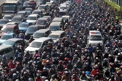 Kemacetan total