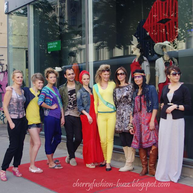 K. Barona fashion Show