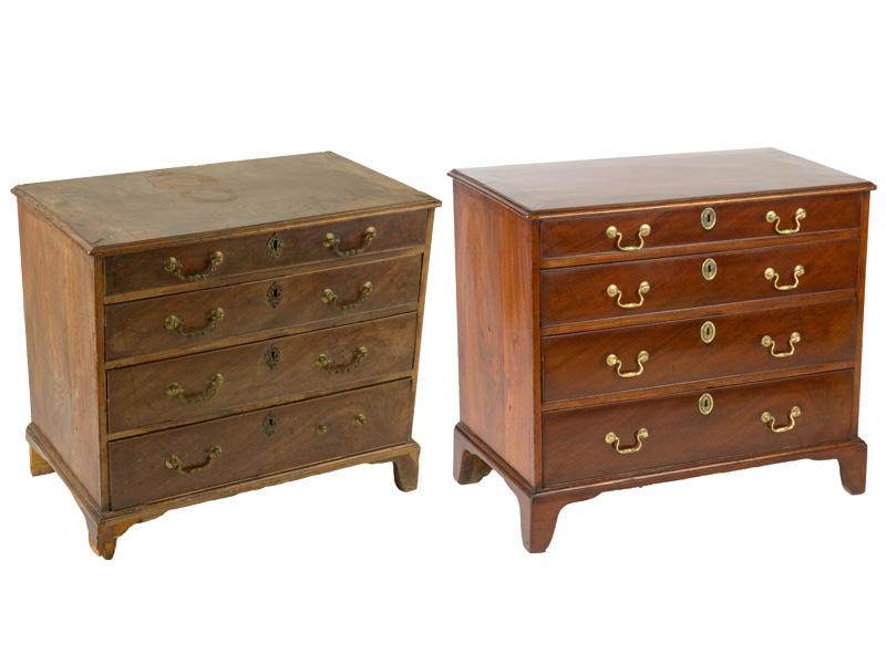 Restauraci n de muebles y figuras madera y cer mica - Restauracion de muebles viejos ...