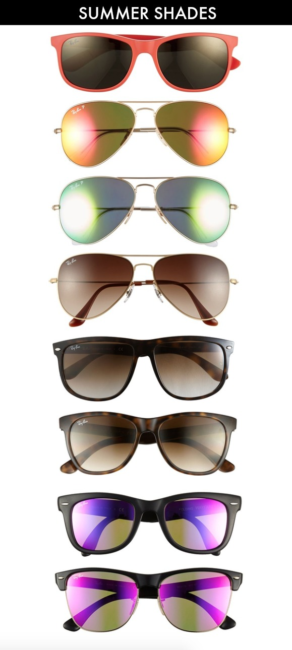 Sunnies for Summer