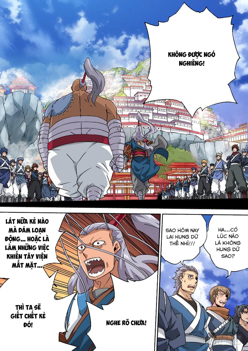 Quyền Bá Thiên Hạ Chap 165 - Trang 4