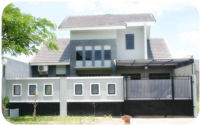 Model pagar rumah minimalis modern [update]