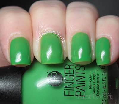 finger paints tie dye revolution peace love & green swatches