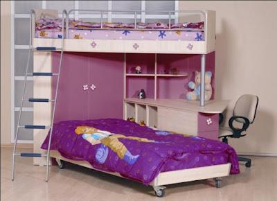 tatli+genc+odasi+takimi Yeni Tasarım Genç Odası Modelleri