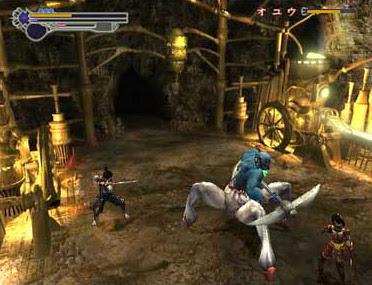 Onimusha Warlords Game