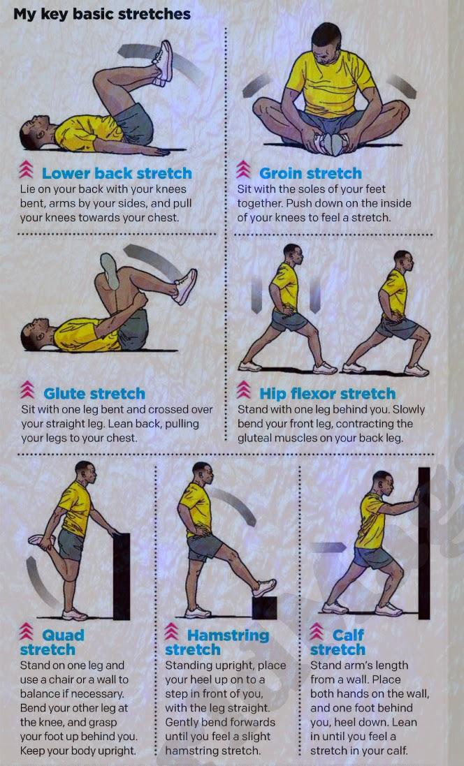 Basic Stretching