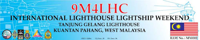 9M4LHC - Tanjung Gelang Lighthouse