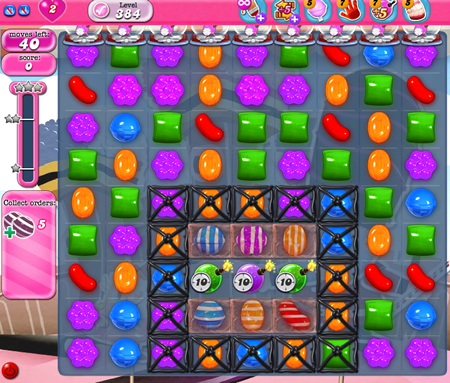 Candy Crush Saga 384