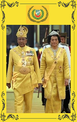 Sultan dan Sultanah Kedah Darul Aman