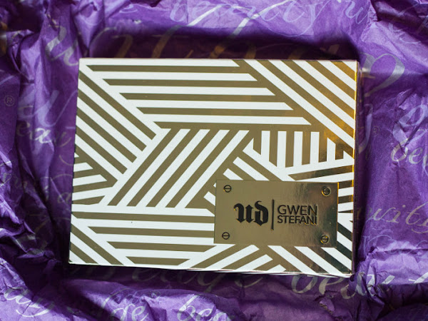 Beauty: Urban Decay x Gwen Stefani palette review and lipstick preview