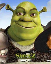 3D Shrek, crtani film download besplatne slike pozadine za mobitele