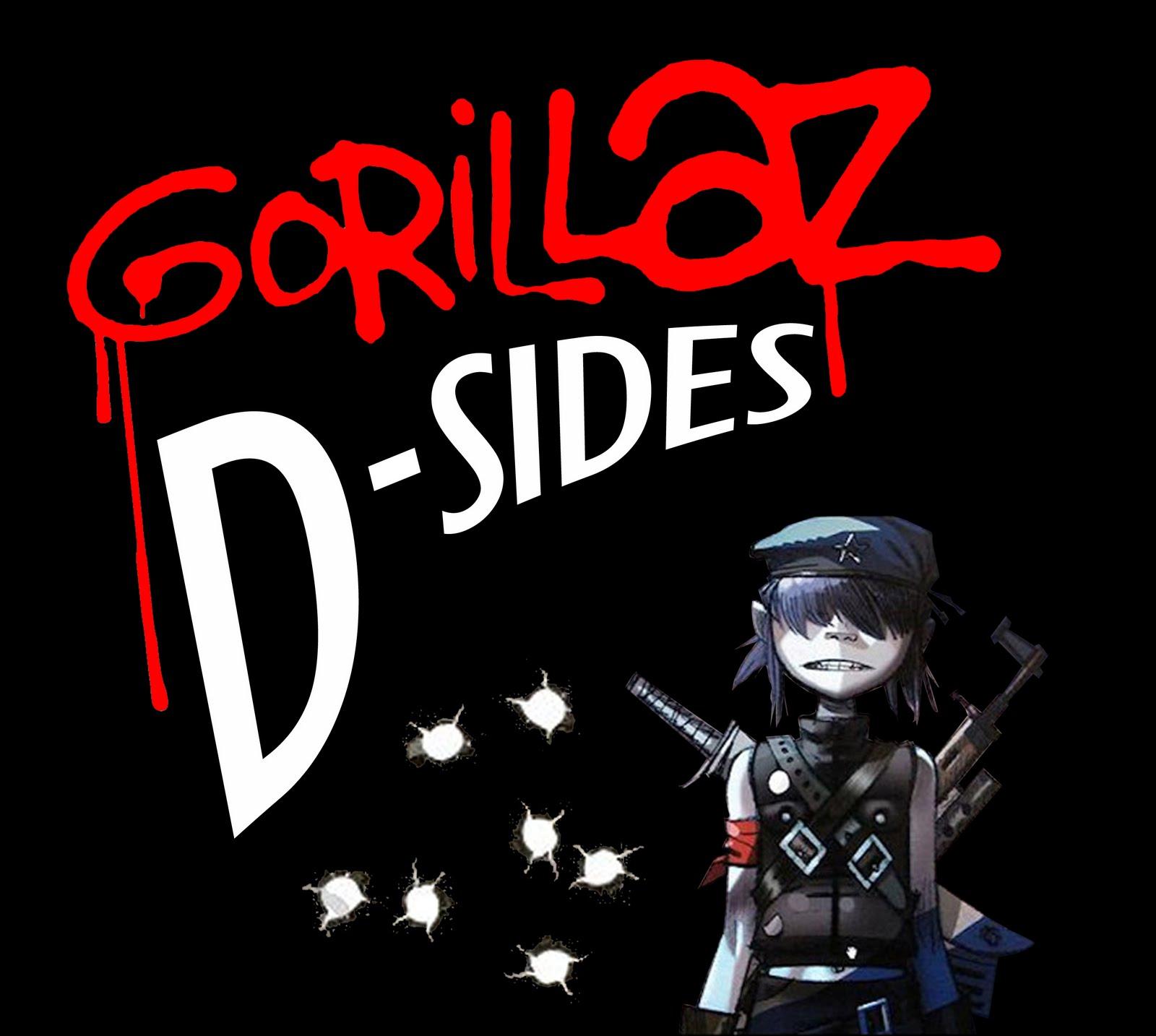 Gorillaz d sides - photo#8