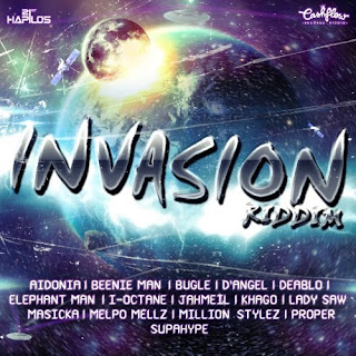 Invasion baixarcdsdemusicas.net Invasion Riddim (Promo CD) 2013