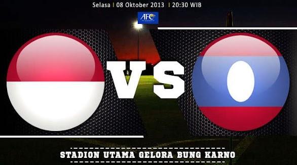 Prediksi Indonesia vs Laos 8 Oktober 2013
