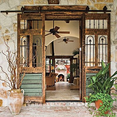 Haus design barn decor is it for you for Barn style front door