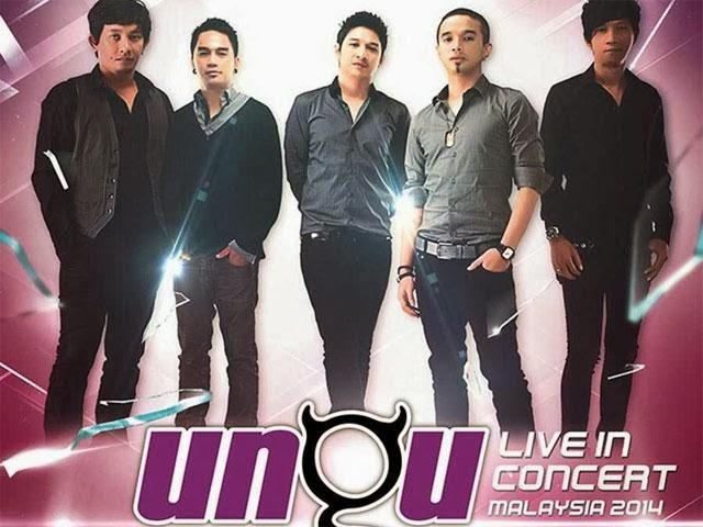Konsert Tercipta Untukku, Ungu Temui Peminat Di Malaysia