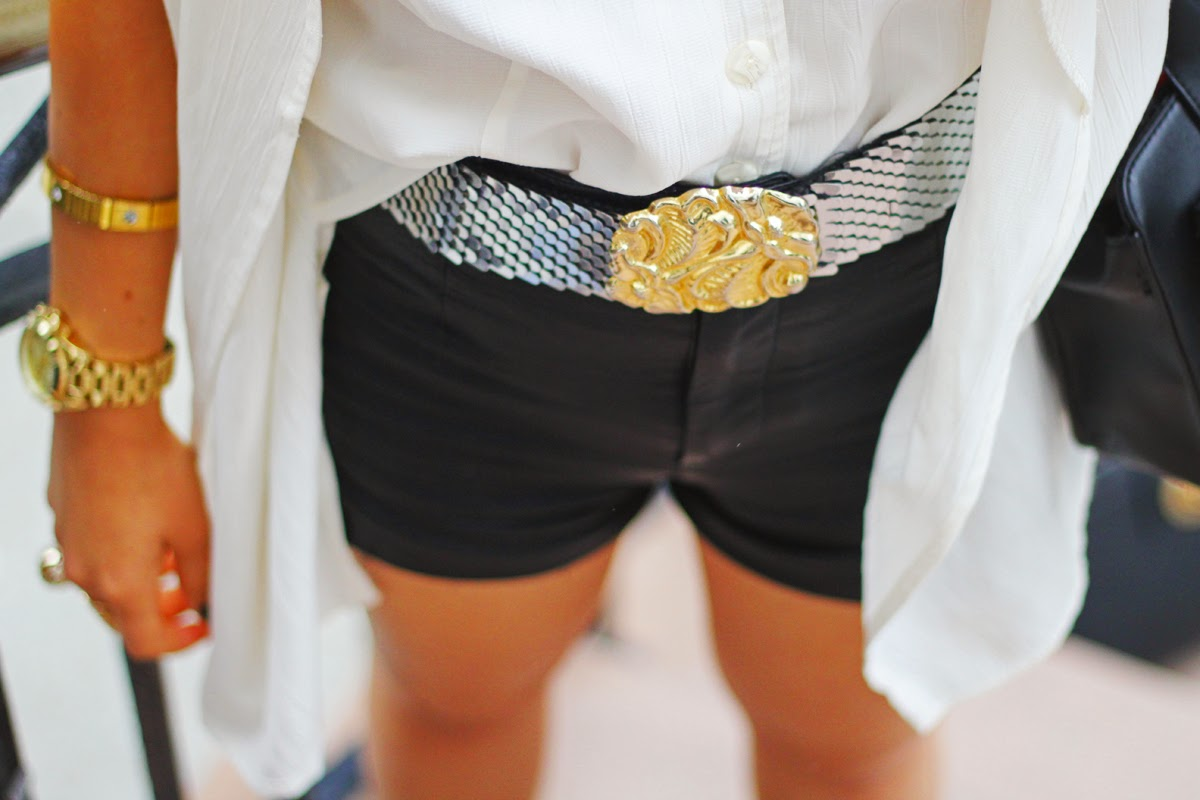 golden accessoires myberlinfashion outfit post new york fashion week