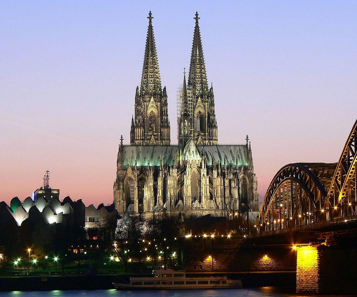 el tiempo colonia alemania: