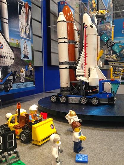 LEGO Spaceport, toys, LEGO, LEGO Toys