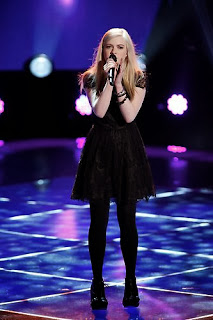 Holly Henry, the best on The Voice this season