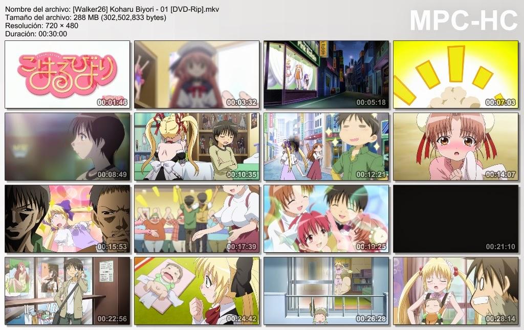 Koharu Biyori|03/03|DVDrip|Jap|Sub|Esp