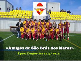 EQUIPA DOS «AMIGOS DE SÃO BRÁS DOS MATOS» NO ALANDROAL - DIA 09/ 11/ 13